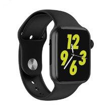New iwo 8 Lite smart watch Series 4 Men Women Bluetooth Call ECG Heart Rate Moni
