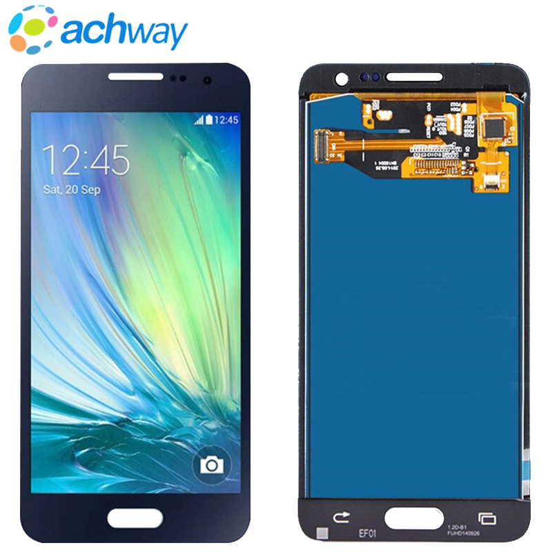 Tested TFT Screen A3 2015 Display For <font><b>Samsung</b></font> Galaxy <font><b>A300</b></font> <font><b>Lcd</b></font> With Touch Screen Digitizer Assembly A300F A300M Display image