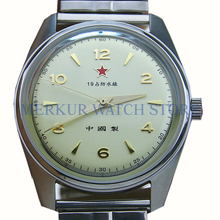 China First Watch Reissue TianJin movement 1963 D304 hand wind vintage retro han