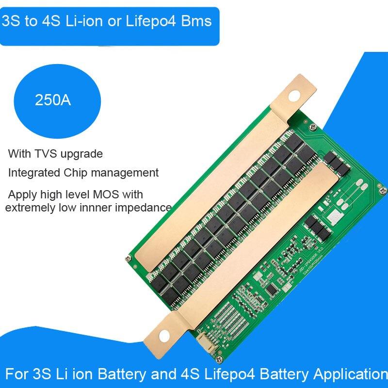 12V 4S Lifepo4 Battery BMS