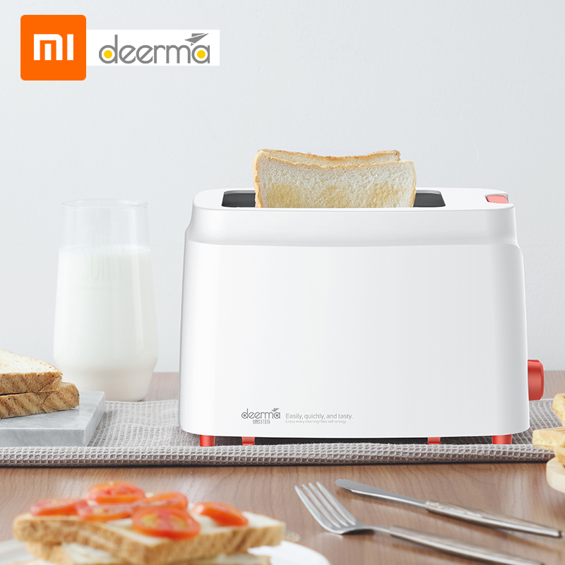 XIAOMI Deerma Automatic Electrical Meal Makin 'bread Toaster Breakfast Tool For Families 9 Adjustable Marches Bread Makers