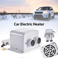 New 12V 200W Portable Car Truck Vehicle Electric Auto Heater Heating Fan Car Windshield Heater Windows Dryer Defroster Demister