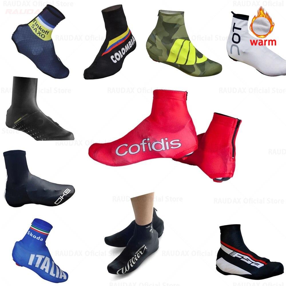 2020 Rx marki zima termiczna but kolarski pokrywa sportowe męskie jest MTB buty rowerowe ochraniacze buty kalosze rowerowe Cubre Ciclismo mężczyźni