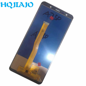 Image 4 - TFT Test For Samsung A750 LCD Display Touch Screen Digitizer For Samsung Galaxy A7 2018 A750 A750F SM A750F A750FN