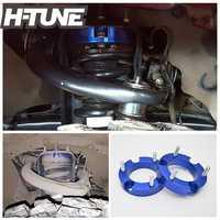 H-TUNE 4x4 Accesorios 1 cal zestawy zawieszenia podnoszenia przednia cewka Strut Shock Spacer dla Hilux Revo/Fortuner 4WD 2012 2015 2016