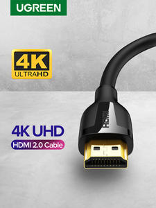 Ugreen Cord-Cable Splitter Switch-Box Cabo Audio Video Apple Tv 60hz PS4 Hdmi 4k