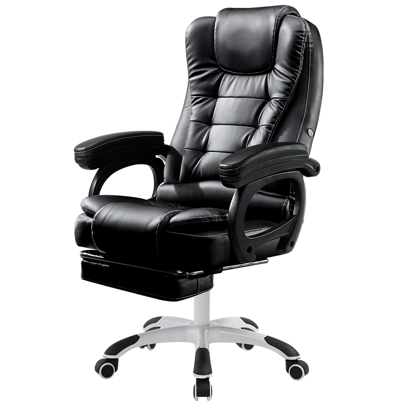 Massage Office Chair PU Household Lifting Computer Chair Silla Gamer Comfortable Swivel Gaming Chair Silla Oficina Cadeira Gamer
