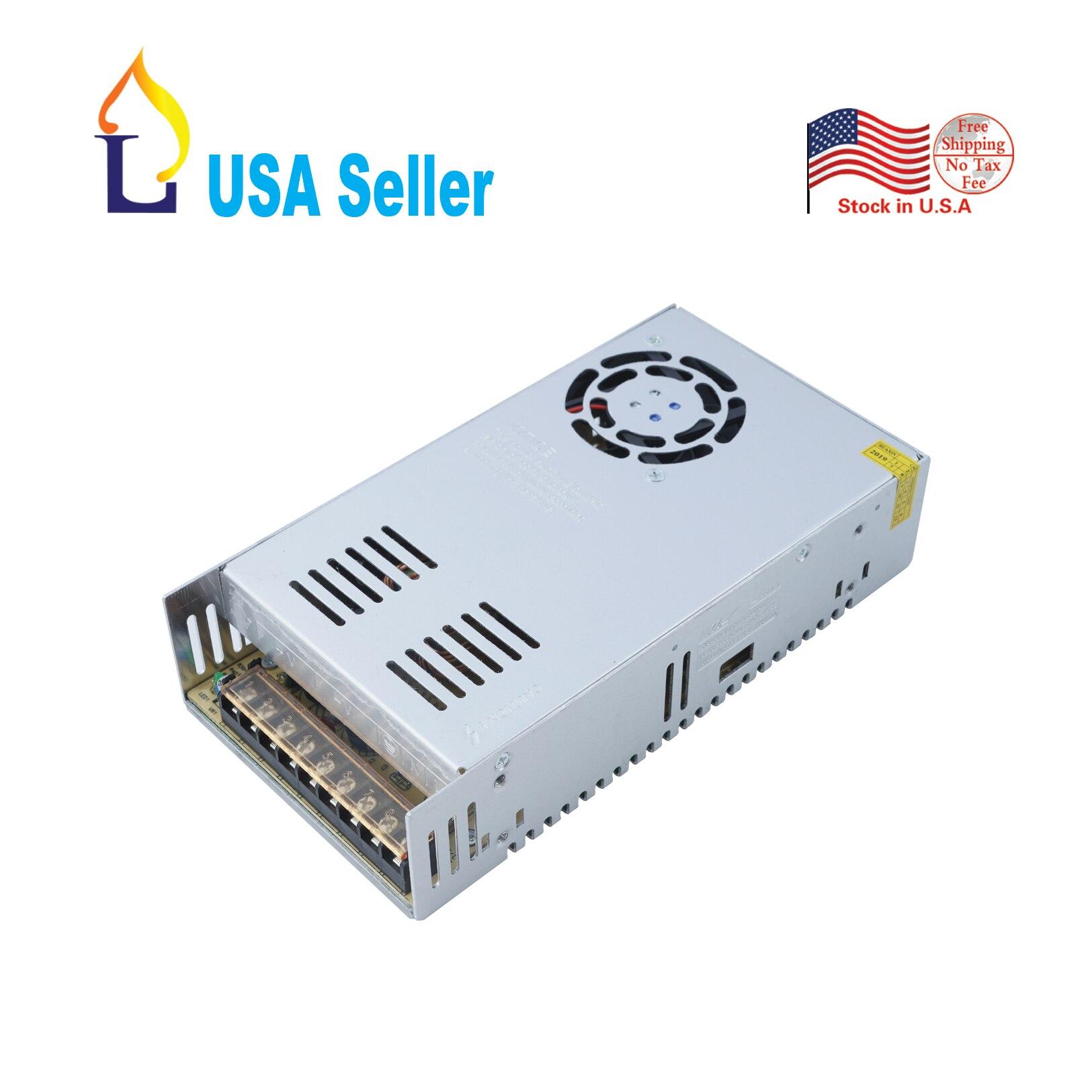 Convertisseur de commutation, AC/DC adaptateur adaptateur transformateur pilote pour LED bandes lumineuses et Module, AC 110 V/220 V à DC 12V