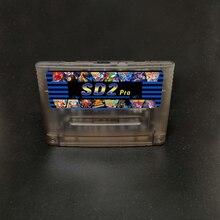 スーパーアルファ1200で1ゲーム用16ビットビデオゲームコンソールカードスターオーシャンカービィの夢土地3スターキツネマンX2 X3