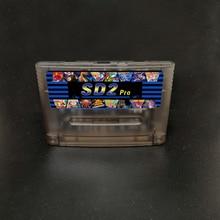 Cartuccia di gioco Super Alpha 1200 in 1 per scheda Console per videogiochi a 16 bit Star Ocean Kirbys Dream Land 3 Star Fox Mega Man X2 X3
