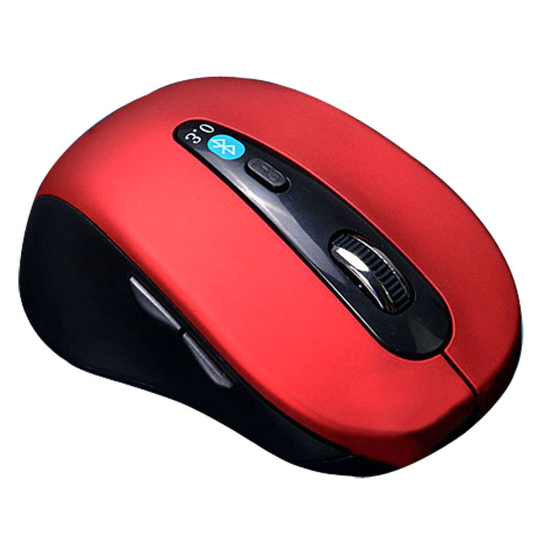 Mini Wireless Optical Bluetooth 3.0 Mouse 1600 DPI 6D Gaming Mouse For Laptop Notebook Computer FKU66