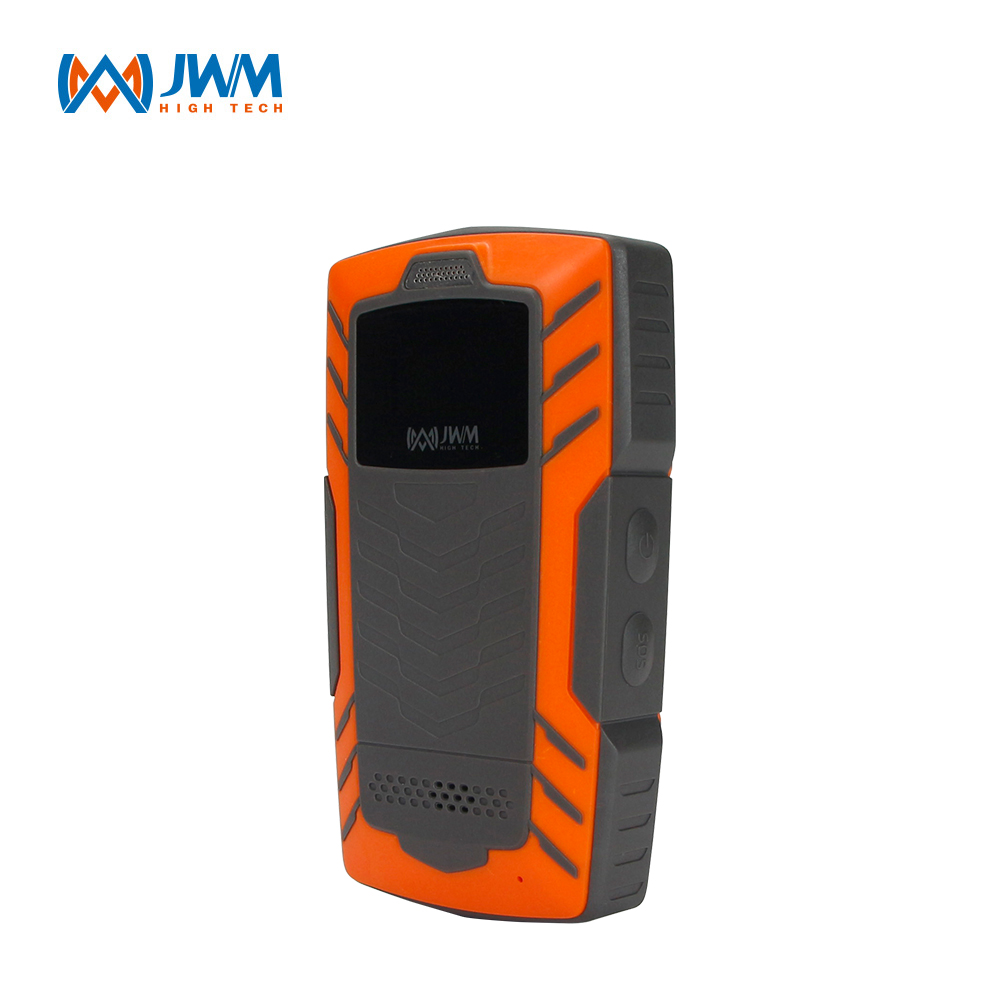 WM-5000L4D 4G GPRS Real Time Web Software Voice Call Guard Patrol Reader With Cloud Softare