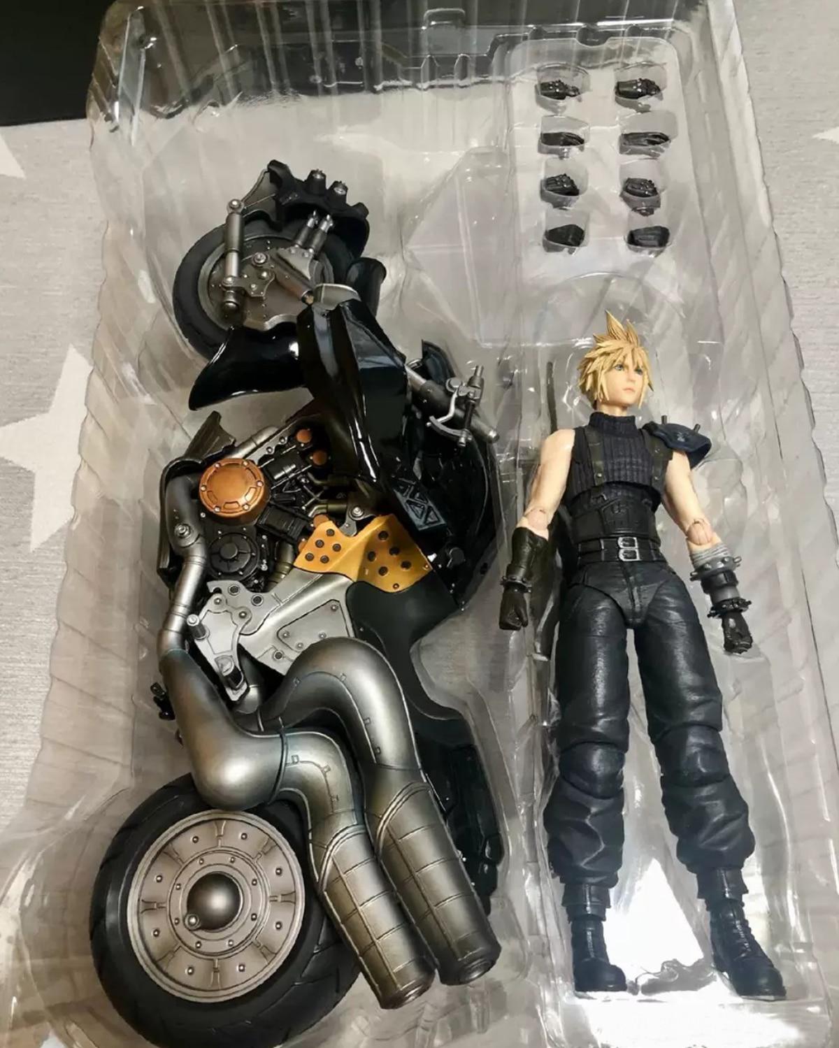 2.0 Cloud Motorcycle