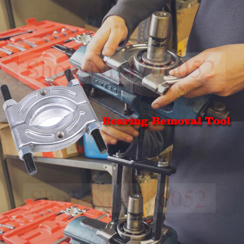 Universal Auto Car  Type Gear Puller Armature Bearing Puller Forging Bearing Remover Puller Repair Tool