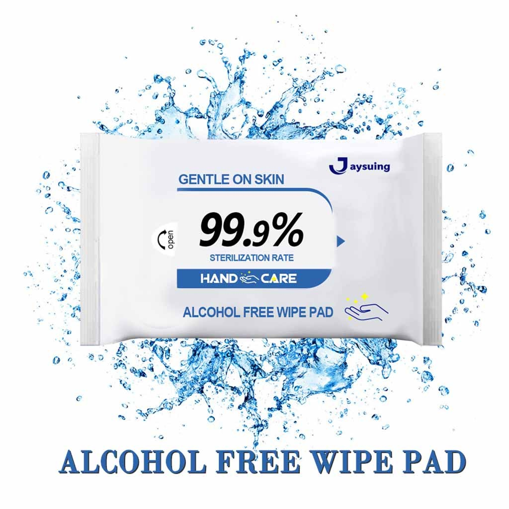 Wet Wipes Non-Alcohol Disposable Cleaning And Disinfecting Wet Wipes Home Bathroom Cleaning Wipes Accessories #Zer(China)