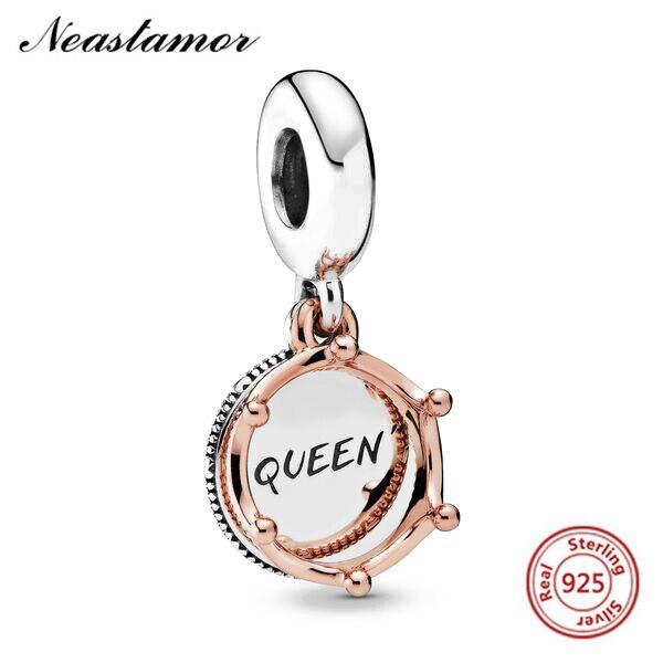 Новинка, бесконечный блеск, милая домашняя бусина, подходит для оригинала Pandora, очаровательный браслет, ожерелье, безделушка, ювелирные изделия для женщин и мужчин, сделай сам - Цвет: B049