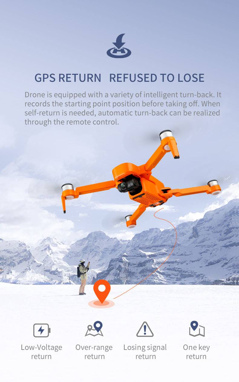 H562d7218a1d448829711c25fc851b91ce - X17 GPS Drone 4K Professional 6K HD Dual Camera 5G WiFi Brushless 2-Axis Gimbal Optical Flow Positioning Foldable Quadcopter