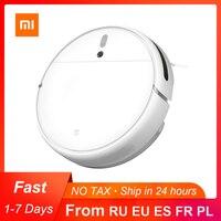 Xiaomi-Robot aspirador Mi Mijia 1C STYTJ01ZHM para el hogar, esterilizador automático de polvo, aplicación de Control inteligente, limpiador para barrer y fregar
