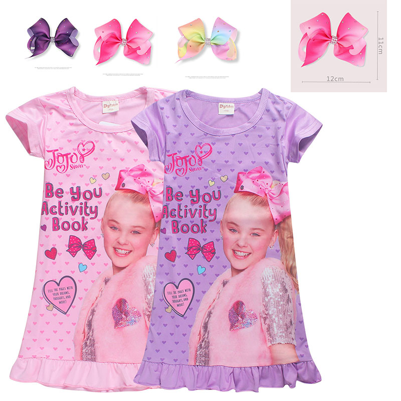 JoJo Siwa Girls JoJo Nightdress