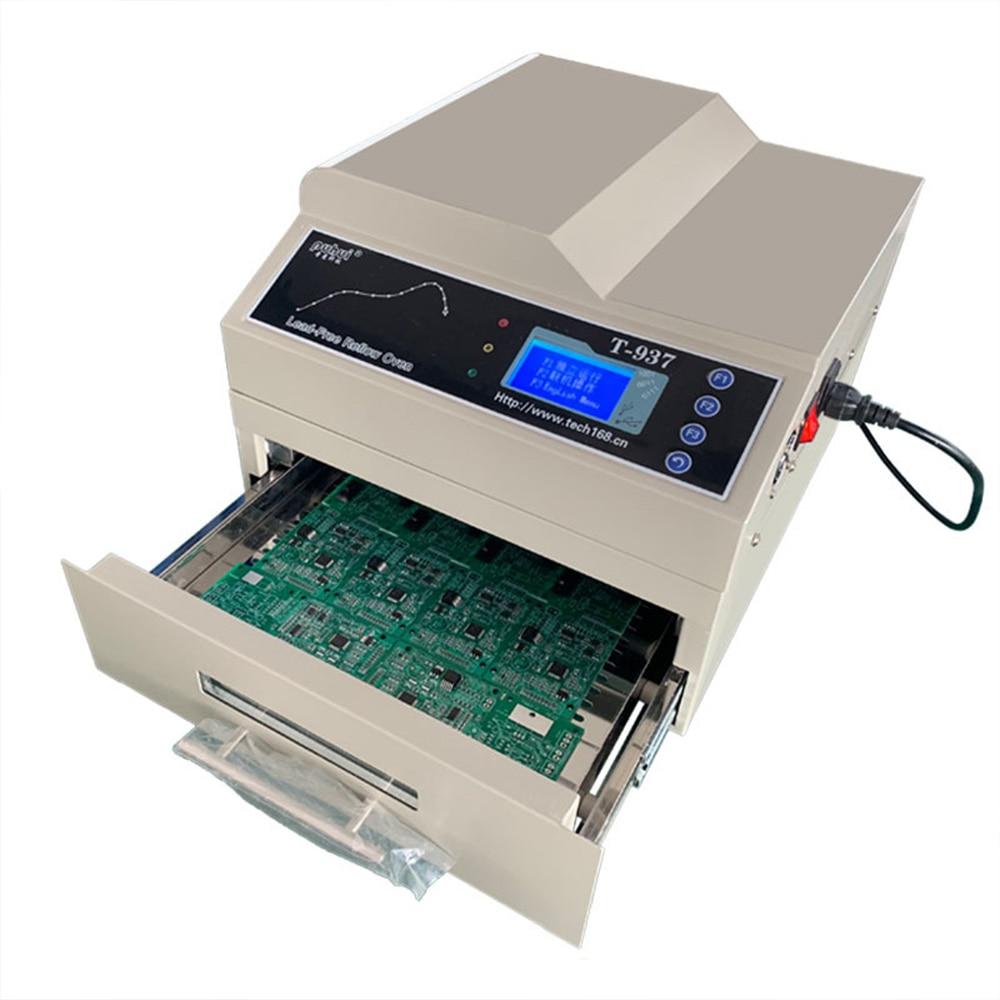Lead-free Reflow Oven 0-350°C 220V ...