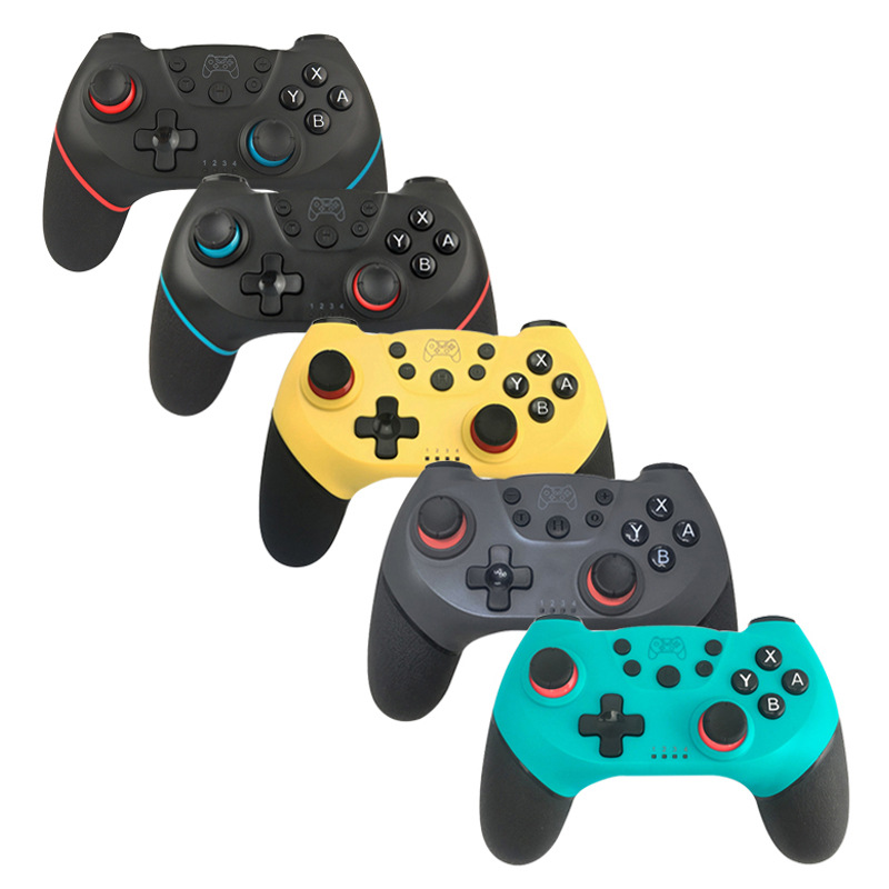 Gamepad switch game controller switch PRO wireless Bluetooth gamepad with vibration 6-axis somatosensory function
