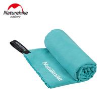 Ręcznik z mikrofibry Naturehike szybkoschnący ręcznik kąpielowy szybkoschnący ręcznik plażowy ręcznik podróżny ręcznik gimnastyczny sportowy ręcznik kąpielowy tanie tanio CN (pochodzenie) Quick-Dry Plain Dyed Tkanina z mikrofibry Naturehike Microfiber Towels L-128x80 cm M-80x40 cm L-100g (0 2 Lbs) M-50g (0 1 Lbs)