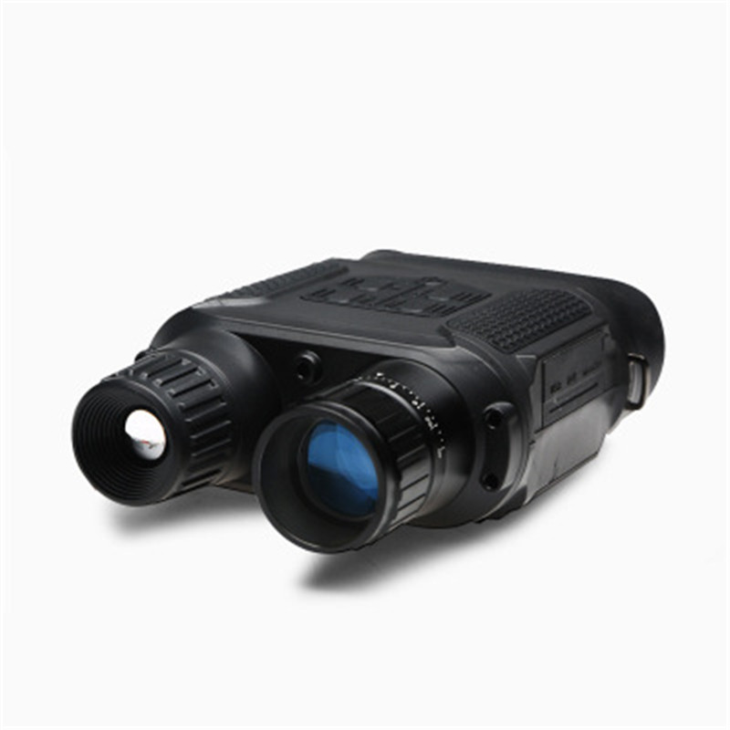 NV400B Infrared Night Vision Binoculars Telescope Military 7X31Zoom Digital IR Hunting Goggles Optical Rangerfinder