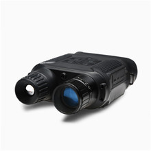 NV400B Infrared Night Vision Binoculars Telescope Military 7X31Zoom Digital IR Hunting Night Vision Goggles Optical Rangerfinder hot sale ir night vision
