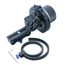 DSLR камера a B Жесткий стоп F3 фоллоу-фокус камера регулятор фокусировки для 5D2 5D3 6D 600D D7100 SLR Камера s