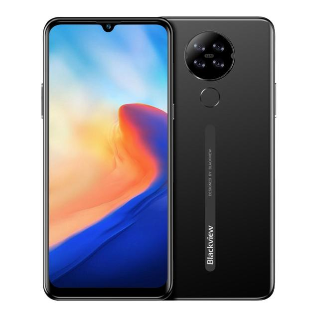 """Blackview A80 Quad Rear Camera Android 10 Phone 6.2"""" Waterdrop Screen 2GB+16GB MTK6737 Quad Core 4G Mobile Phone 4200mAh Battery 1"""