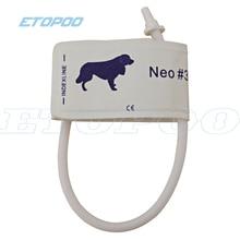 Ветеринарное животное домашнее животное Профессиональный Специальный ПЭТ монитор одноразовые нетканые Манжеты кровяного давления
