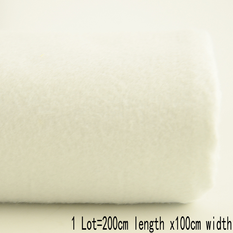 FREE SHIPPING 180g Adhesive Cotton Batting,Cream, Perfect for Purse Craft DIY Projects 2 meter/lot F021#