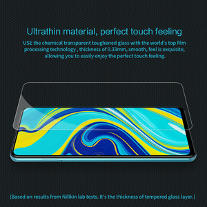 Image 5 - Redmi Note 9S стекло Nillkin Amazing H H+Pro Защитная пленка для экрана закаленное стекло для Xiaomi Redmi Note 9 Pro Max Note9 Note9S