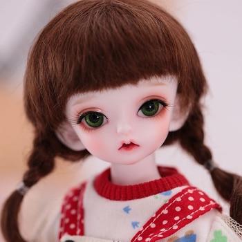 2020 New Arrival  Full Set 1/6 BJD Doll LOVELY Cute Bunny Joint Doll For Baby Girl Birthday Christmas Gift Present