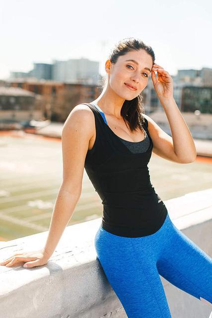 Sweat body Shaper Vest Men Women Gym Fitness Advanced Sweatwear Suit Weight Loss Black Fat Burning Sauna Vest  Dropshipping 3