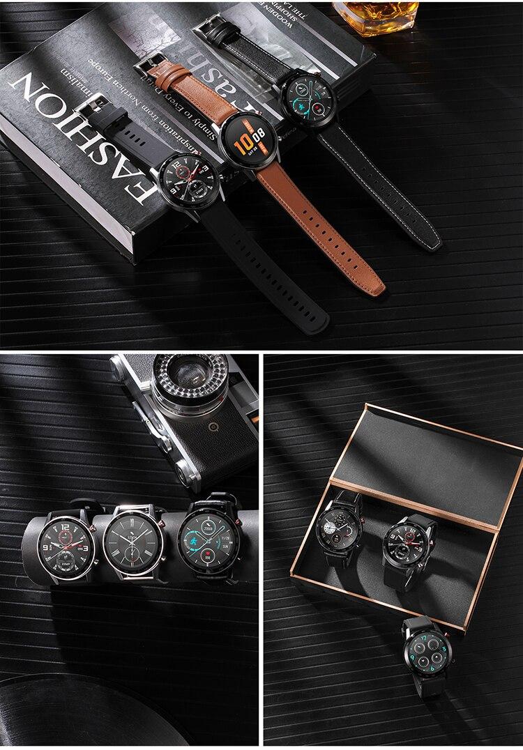 Smart Watch Bluetooth Call Smartwatch Men Women Sport Fitness Bracelet Clock For Android Apple CLOVER JEWELLERY