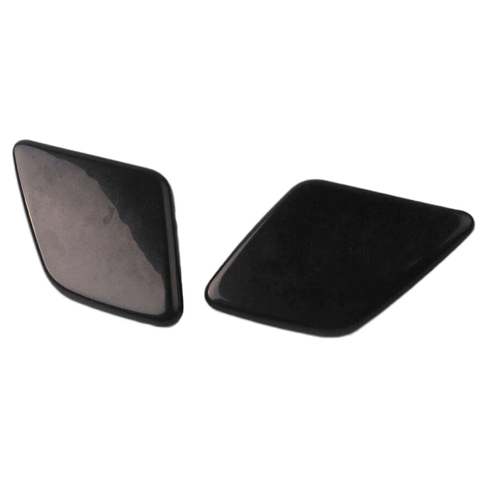 1 Pair Headlight Washer <font><b>Cover</b></font> Cap <font><b>Front</b></font> <font><b>Bumper</b></font> Trim For <font><b>VOLVO</b></font> <font><b>XC90</b></font> 2007 <font><b>2008</b></font> 2009 2010 2011 2012 2013 2014 image