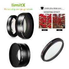 37Mm 0.45X Super Groothoek Lens Macro & Uv Filter Voor Olympus EM10 Ii OM D E M10 / Mark I ii Iii Iv 1 2 3 4 Met 14 42Mm Lenzen