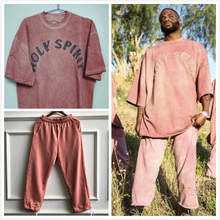 купить Kanye West Pants Men Women Streetwear Sweatpants Casual Loose Vintage White Pants Sunday Service Holy Spirit KANYE WEST Pant дешево