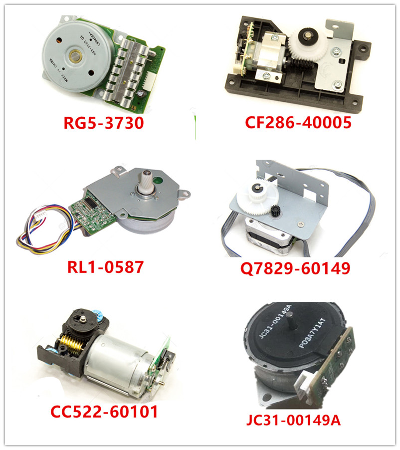 RG5-3730|CF286-40005|RL1-0587|Q7829-60149|CC522-60101|JC31-00149A|JC31-00143A Used Good Working