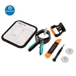 Zestaw śrubokrętów precyzyjnych z matą magnetyczną do iphone'a iPad komputer PC Tablet do laptopa profesjonalny zestaw narzędzi do naprawy elektroniki Zestawy narzędzi ręcznych    -