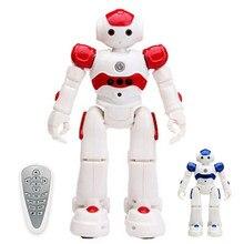 Rc Robot Ir Gesture Control Intelligente Cruise Oyuncak Robots Dansen Robo Kids Speelgoed Voor Kinderen Christmas Gift