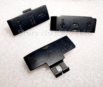 Nowy USB HDMI DC IN wyjście wideo gumowe drzwi dolne etui do aparatów Canon EOS 350D 400D 450D rebel XT XTi XSi pocałunek N X X2 aparat cyfrowy tanie i dobre opinie OUTMIX NONE CN (pochodzenie)