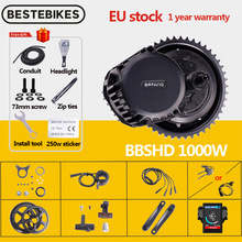 Conversion-Kit Motor Ebike Engine Bicycle Mid-Drive BBSHD Bafang 8fun BBS03 1000W 52V