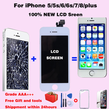Lcd-Display Touch-Screen-Replacement iPhone6 Pixel for 5 6/6s/7 8-Plus AAA AAA