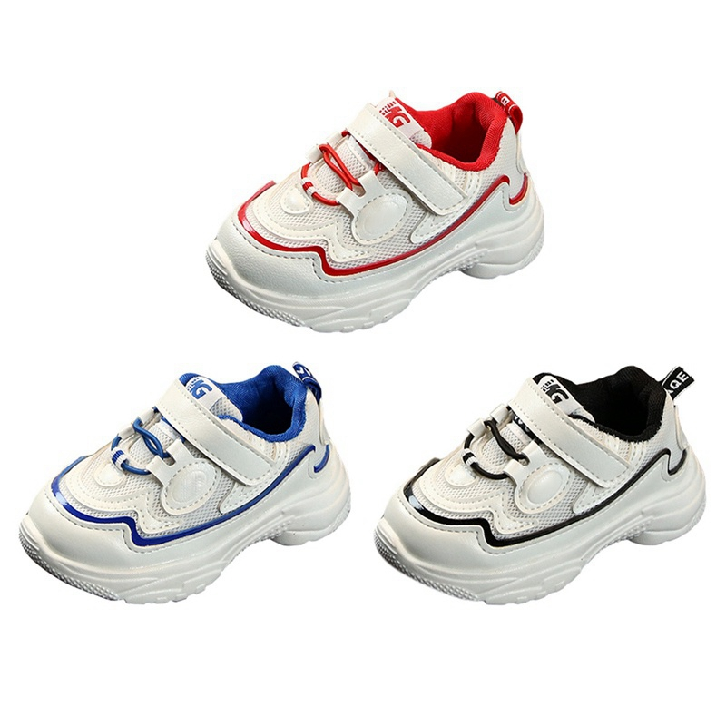 Baby Shoes Boys Girls Baby Toddler Mesh Breathable Sports Running Shoe Kids Casual Shoes