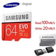 SAMSUNG tarjeta Micro SD de 32GB 64GB 128 GB/TF tarjeta Flash tarjeta de memoria 32 64 microSD de 128 gb para teléfono
