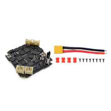 GEPRC GEP-12A-F4 STM32F411 F4 Flight Controller &12A ESC Support 2~4S Battery for Tiny Indoor Quad FPV Racing Micro Drone flycolor raptor s tower f4 20a f4 flight control 20a 2 4s esc for fpv racing quadcopter rc racer 120 180mm wheelbase aaccessory