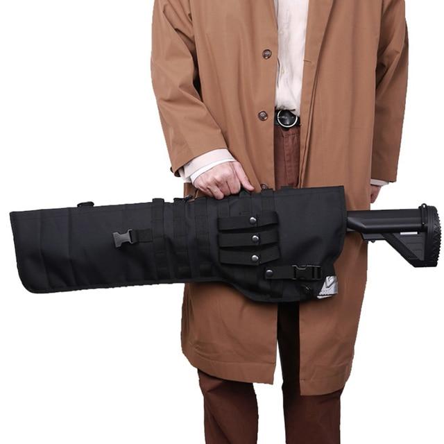 800D Tactical Gun Bag Shotgun Long Carry Holsters Military Army Gun Protection Case Gun Shoulder Bag Hunting Accessories 1