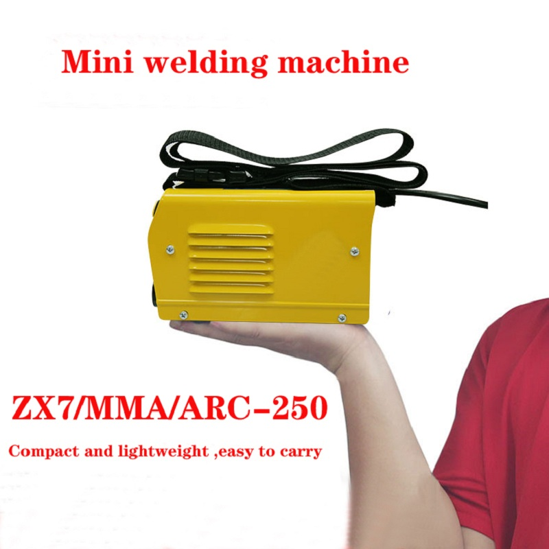 Facotry Price Free Shipping  Cheap DC Inverter ARC Welding Machines  220Volt